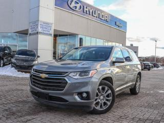 Used 2018 Chevrolet Traverse Premier for sale in Maple, ON