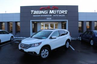 Used 2014 Honda CR-V AWD I EX NO ACCIDENTS I REAR CAM I SUNROOF I HEATED SEATS for sale in Mississauga, ON