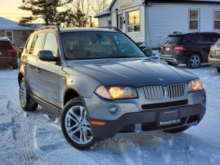 Used 2010 BMW X3 xDrive 30i Pano Leather Power Heated Seats Bluetooth AWD for sale in Sutton, ON