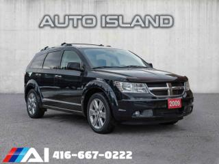 Used 2009 Dodge Journey AWD 4dr R/T, 7PASNGR,LEATHER,CAM,NAVIG,BLUETH,NORTH-YORK for sale in North York, ON