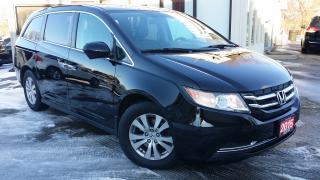 Used 2015 Honda Odyssey EX-RES -BACK-UP/ BLIND-SPOT CAM! DVD! 8 PASS! for sale in Kitchener, ON