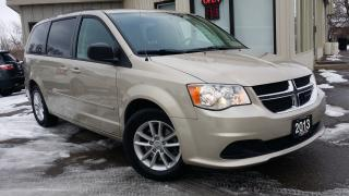 Used 2013 Dodge Grand Caravan SXT -POWER SLIDING DOORS! DVD! REMOTE START! for sale in Kitchener, ON