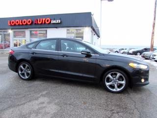 Used 2013 Ford Fusion SE BLUETOOTH AUTO CERTIFIED 2YR WARRANTY for sale in Milton, ON