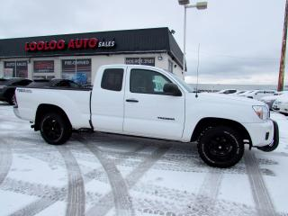 Used 2015 Toyota Tacoma Access Cab TRD L4 2.7L Camera Bluetooth Certified for sale in Milton, ON
