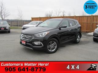 Used 2018 Hyundai Santa Fe Sport Premium  AWD CAM BS P/SEAT HS for sale in St. Catharines, ON