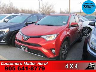 Used 2016 Toyota RAV4 XLE  AWD ROOF P/SEAT HS P/GATE ALLOYS for sale in St. Catharines, ON