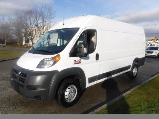 Used 2018 RAM 3500 ProMaster Cargo Van High Roof Tradesman 159-in. WB Ext for sale in Burnaby, BC