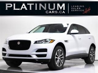 Used 2017 Jaguar F-PACE 35t PREMIUM, NAV, PANO, CAM, CANADIAN VEHI for sale in Toronto, ON