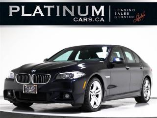 Used 2015 BMW 5 Series 535i xDrive M-SPORT, NAV, SUNROOF, COMFORT ACCESS for sale in Toronto, ON