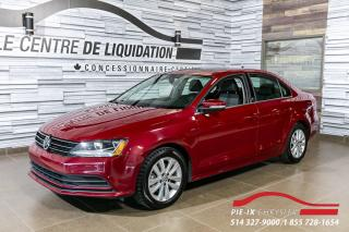Used 2017 Volkswagen Jetta Wolfsburg Edition for sale in Montréal, QC
