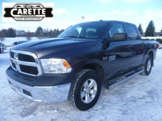 Used 2017 Dodge Ram 1500 4x4 for sale in East broughton, QC