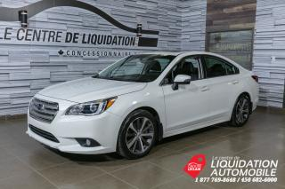 Used 2017 Subaru Legacy 3.6R w/Limited Pkg for sale in Laval, QC