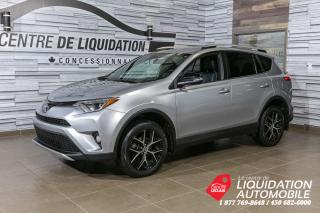Used 2016 Toyota RAV4 SE+AWD for sale in Laval, QC