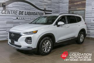 Used 2019 Hyundai Santa Fe Essential  AWD + camera for sale in Laval, QC