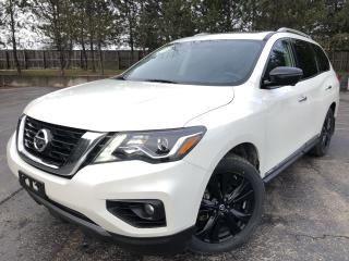 Used 2017 Nissan Pathfinder Platinum 4WD for sale in Cayuga, ON