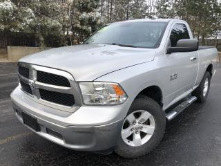 Used 2014 RAM 1500 SLT REG CAB 4X4 for sale in Cayuga, ON