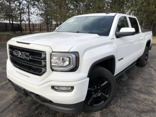 Used 2018 GMC SIERRA 1500 SLE ELEVATION CREW 4X4 for sale in Cayuga, ON