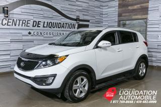 Used 2016 Kia Sportage LX for sale in Laval, QC