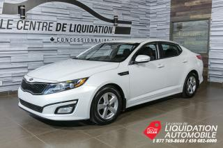 Used 2015 Kia Optima LX for sale in Laval, QC