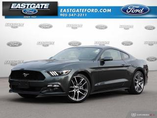 Used 2016 Ford Mustang EcoBoost for sale in Hamilton, ON