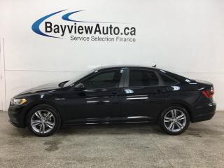 Used 2019 Volkswagen Jetta 1.4 TSI Highline - 6SPD! PANOROOF! HTD LEATHER! REVERSE CAM! + MORE! for sale in Belleville, ON