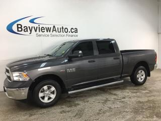 Used 2016 RAM 1500 ST - 4X4! HEMI! FULL PWR GROUP! for sale in Belleville, ON