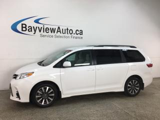 Used 2019 Toyota Sienna LE 7-Passenger - 7PASS! AWD! HTD SEATS! REVERSE CAM! ALLOYS! for sale in Belleville, ON