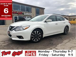 Used 2016 Nissan Altima 2.5 SV | Sunroof | Alloys | Bluetooth | B/Up Cam for sale in St Catharines, ON