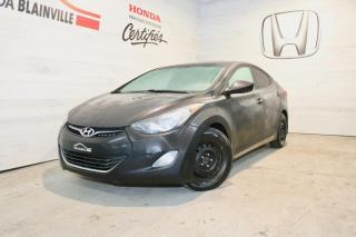 Used 2013 Hyundai Elantra Berline GLS for sale in Blainville, QC