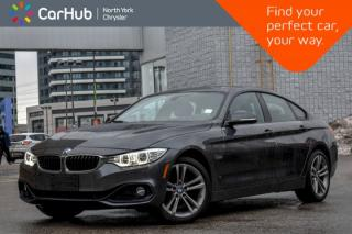 Used 2016 BMW 4 Series 428i xDrive Light.Pkg Heads-Up.Disply Heat.Seats Navi Sat.Radio  for sale in Thornhill, ON