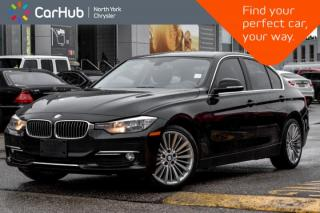 Used 2015 BMW 3 Series 320i xDrive for sale in Thornhill, ON