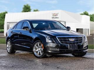 Used 2015 Cadillac ATS 2.0L Turbo Luxury for sale in Markham, ON