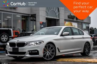 Used 2017 BMW 5 Series 540i xDrive for sale in Thornhill, ON