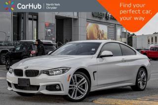 Used 2018 BMW 4 Series 430i xDrive|M-Sports.Aero.Light.Pkgs|Navi|Sat.Radio|Sunroof|KeyLess for sale in Thornhill, ON