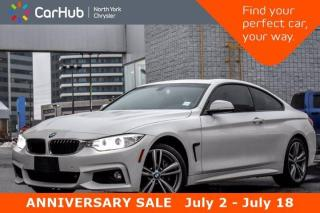 Used 2017 BMW 4 Series 430i xDrive M Sports Aero Light Packages Sunroof Navigation Sat Radio KeyLess for sale in Thornhill, ON