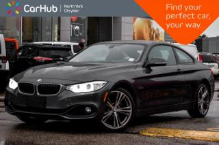 Used 2015 BMW 4 Series 428i xDrive Lux-Line.Light.Connect-Drive-Service.Pkgs H/K.Audio Sunroof  for sale in Thornhill, ON