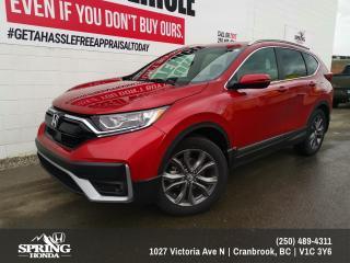 New 2020 Honda CR-V Sport for sale in Cranbrook, BC