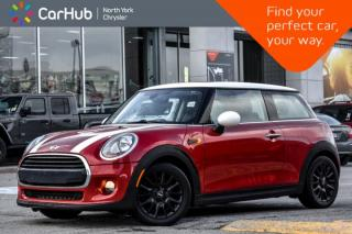 Used 2016 MINI Cooper Hardtop |Pano_Sunroof|H/K.Audio|Heat.Frnt.Seats|KeyLess.Go| for sale in Thornhill, ON