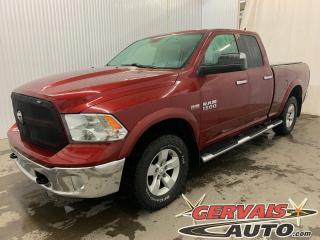Used 2013 RAM 1500 Outdoorsman 4x4 HEMI Console Grosse Écran MAGS Bluetooth for sale in Shawinigan, QC