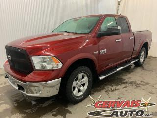 Used 2013 RAM 1500 Outdoorsman 4x4 HEMI Mags A/C Bluetooth for sale in Shawinigan, QC
