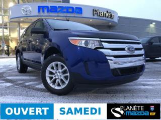 Used 2014 Ford Edge SE AUTO AIR MAGS CRUISE HITCH BLUETOOTH for sale in Mascouche, QC
