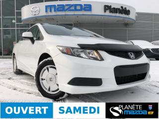 Used 2013 Honda Civic LX AUTO AIR MAGS BLUETOOTH for sale in Mascouche, QC