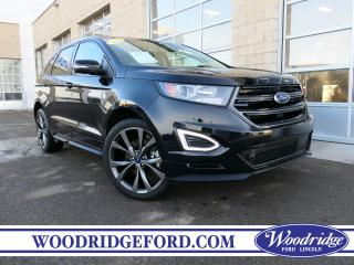 Used 2018 Ford Edge SPORT for sale in Calgary, AB