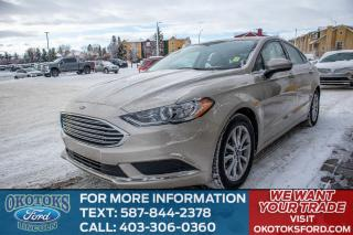Used 2017 Ford Fusion S Remote Keyless Entry, Reverse Camera, Cruise Control, 17