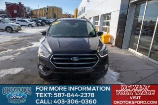 Used 2019 Ford Escape Titanium HANDS FREE LIFTGATE W/  FOOT ACTIVATION, FORDPASS CONNECT for sale in Okotoks, AB