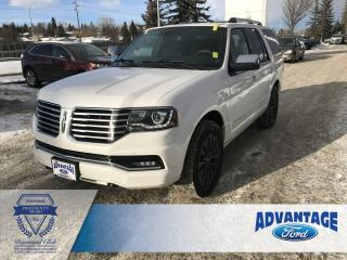 Used 2016 Lincoln Navigator Select Heated / Cooled Seats - Remote Keyless Entry for sale in Calgary, AB