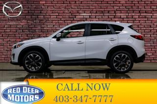 Used 2016 Mazda CX-5 AWD GT Leather Roof Nav for sale in Red Deer, AB