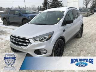 Used 2017 Ford Escape SE Heated Seats - Voice-Activated Navigation for sale in Calgary, AB