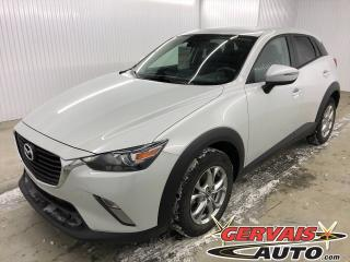 Used 2018 Mazda CX-3 GS MAGS SIÈGES/VOLANT CHAUFFANTS CAMÉRA DE RECUL for sale in Shawinigan, QC