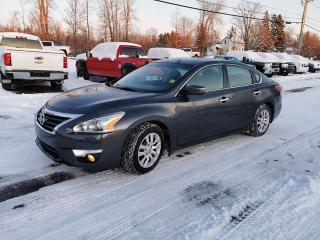 Used 2013 Nissan Altima 2.5 S for sale in Madoc, ON